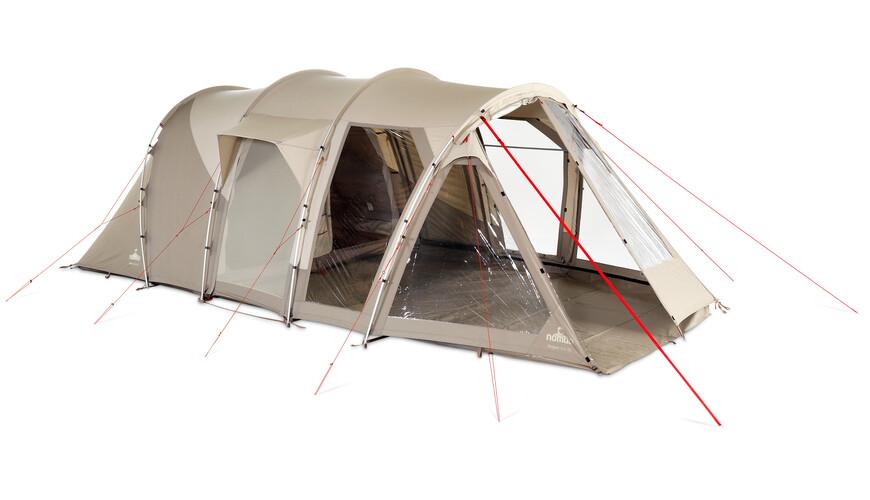 Nomad Dogon 4 (+2) Air - Tente - beige